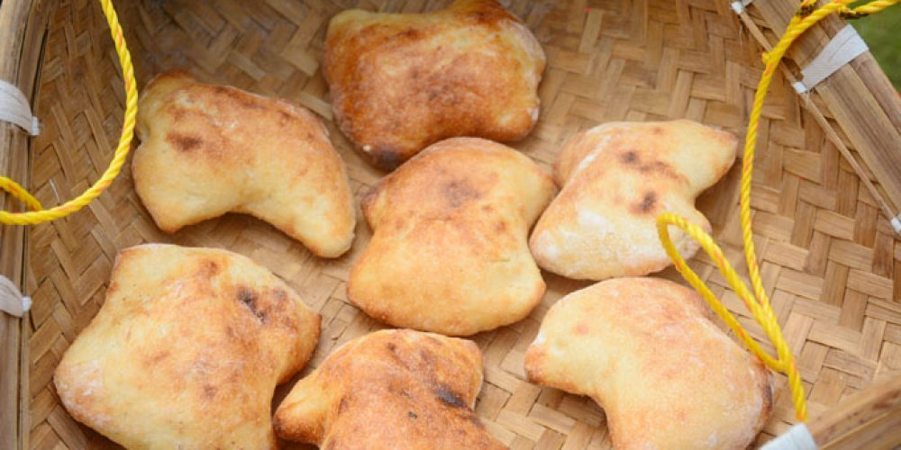 The Goan Bread