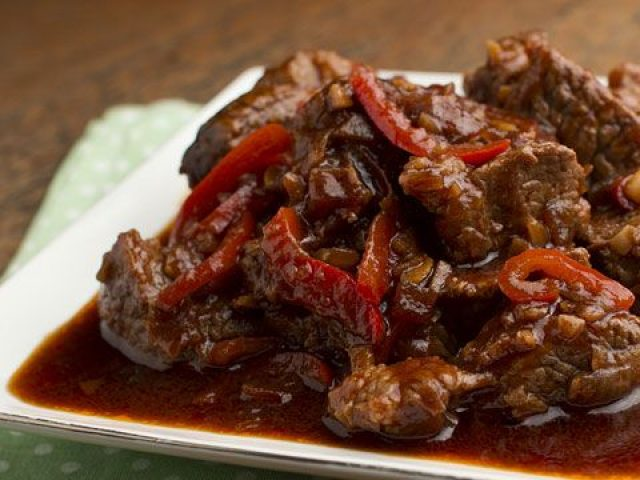 From Grandma's Kitchen:  Beef Assado