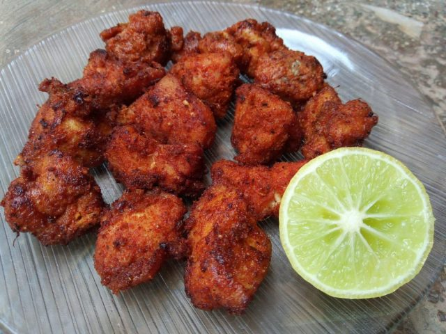 From Grandma's Kitchen: Goan Chicken Fry