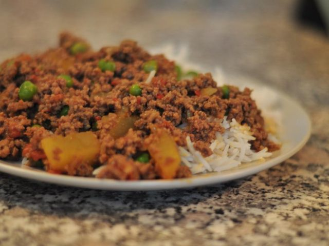From Grandma's Kitchen: Mince