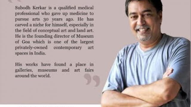 Museum of Goa founder will talk about art