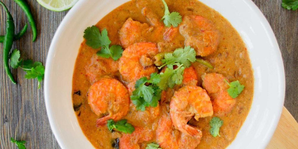 From Grandma's Kitchen: Goan Prawn Curry