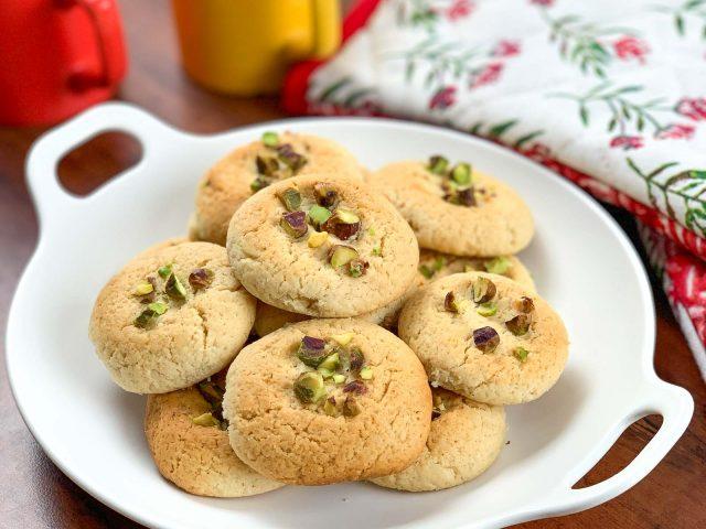 From Grandma's Kitchen: Nankhatais