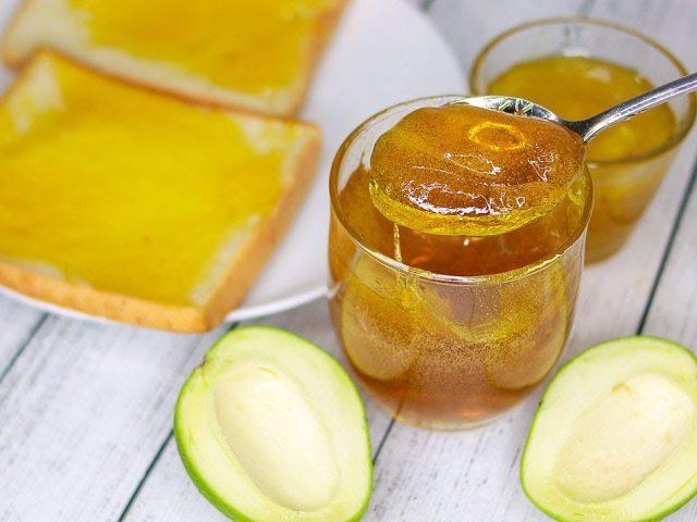 From Grandma's Kitchen:  Mango Jam