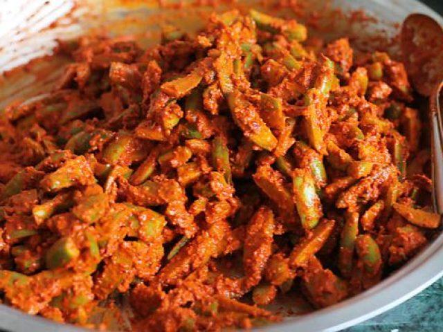 From Grandma's Kitchen: Tendli Pickle