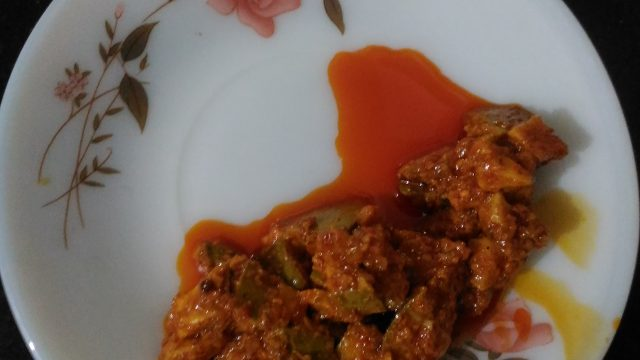 From Grandma's Kitchen: Mango Miscut