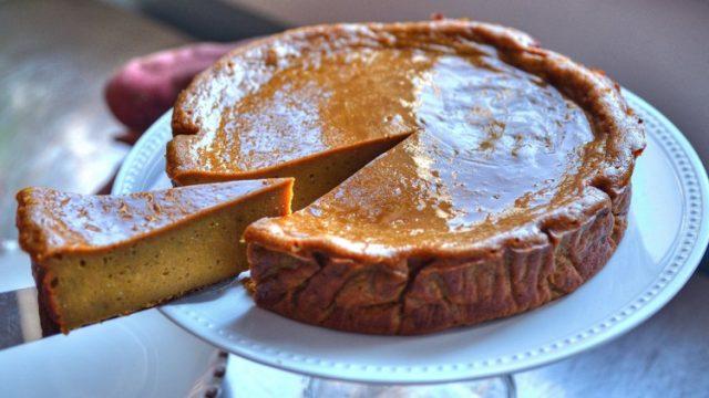 From Grandma's Kitchen: Potato Bebinca