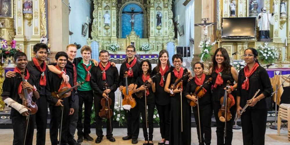 The brief story of 'Camerata – Child's Play India'