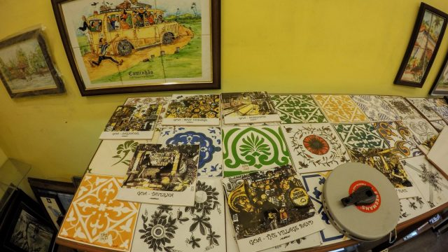 Azulejos- Tiles, Thoughts and Art
