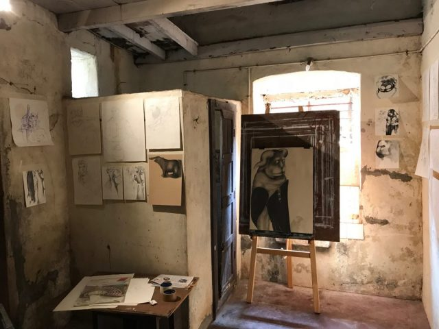 Poonam Lodge Exhibition – A house full of creativity
