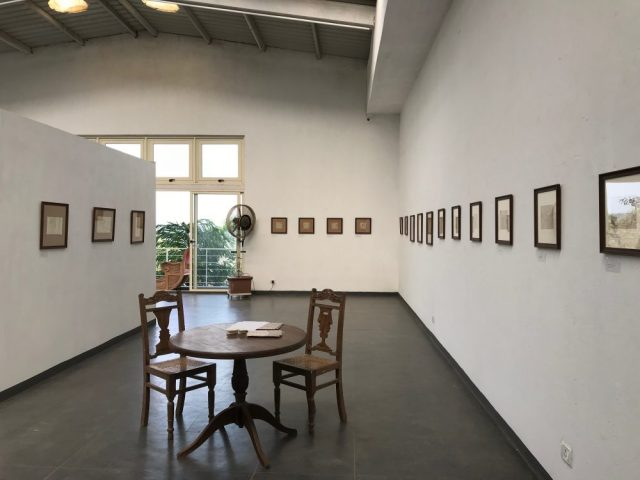 A Mirror of Everyday Life- Drawing exhibition