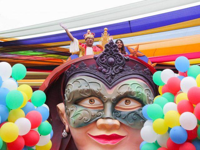 Viva Carnival ! Viva Goa !